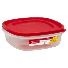 حافظة طعام سعة 2.13 لتر من Rubbermaid® EasyFindLids