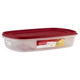 حافظة طعام سعة 5.7 لتر من Rubbermaid® EasyFindLids