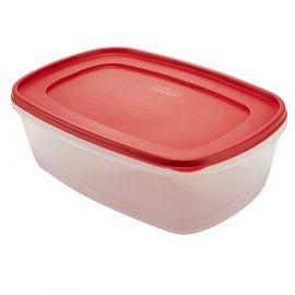 Rubbermaid® Easyfindlids Food Tupperware - 9.4L
