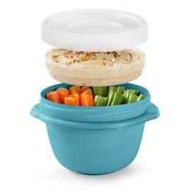 Rubbermaid® Takealongs Set of 2 Food Tupperwares - 473 ml