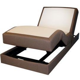 ARMN Pedic Polaris Plus El Single Bed - 90 x 200 cm