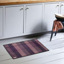 ARMN Luxe 60x90 cm Kitchen Rug - Purple