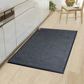 ARMN Luxe 90x140 cm Kitchen Rug - Black