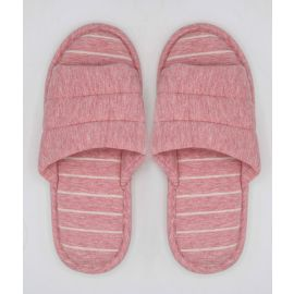 ARMN Fluffy Pink Indoor Slippers - Size 38-39