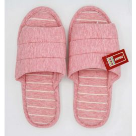 ARMN Fluffy Pink Indoor Slippers - Size 40-41