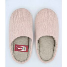 ARMN Comfy Pink Indoor Slippers - Size 39-40