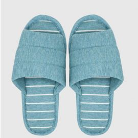 ARMN Fluffy Green Indoor Slippers - Size 36-37