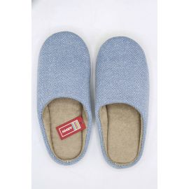 ARMN Comfy Blue Indoor Slippers - Size 43-44