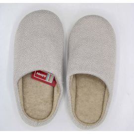 ARMN Comfy Gray Indoor Slippers - Size 39-40