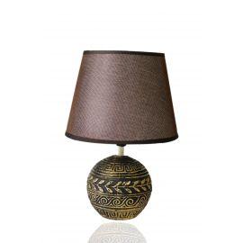 ARMN Gravity Table Lamp - Gold & Black