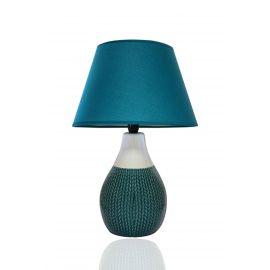 ARMN Gravity Table Lamp - Blue & White