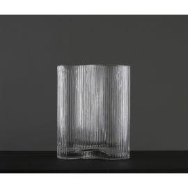 ARMN Sorbet Vase - Transparent
