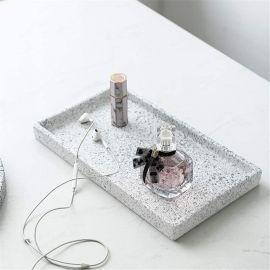 ARMN Lagom Marble Tray - White