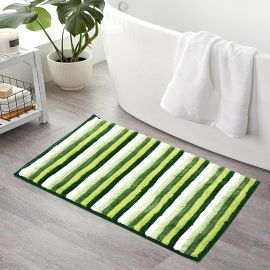 أرضية حمام لون أخضر من ARMN Elite - قياس 50 * 80 سم