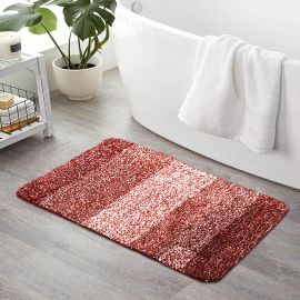 أرضية حمام لون أحمر من ARMN Martha - قياس 60 * 90 سم