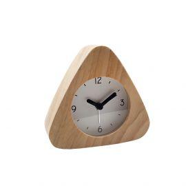 ساعة طاولة مثلثة من ARMN Chelsea - بيج