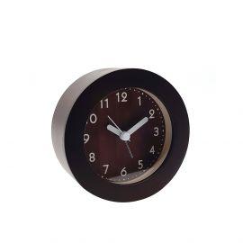 ساعة طاولة دائرية من ARMN Chelsea - بني