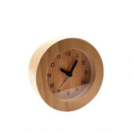 ساعة طاولة دائرية من ARMN Chelsea - بيج