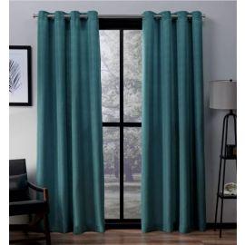 ARMN Eclipse 140 x 265 Single Curtain - Blue