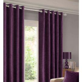 ARMN Eclipse 140 x 265 Single Curtain - Purple