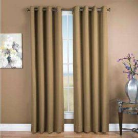 ARMN Eclipse 140 x 265 Single Curtain - Khaki