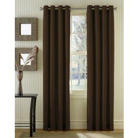 ARMN Eclipse 140 x 265 Single Curtain - Brown