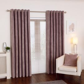 ARMN Eclipse 140 x 265 Single Curtain - Pink