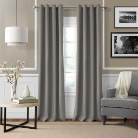 ARMN Eclipse 140 x 265 Single Curtain - Gray