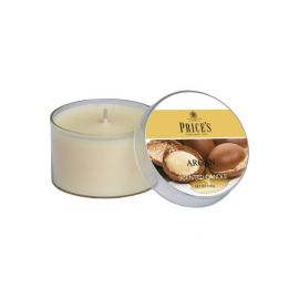 Price's Argan Scented Tin Candle
