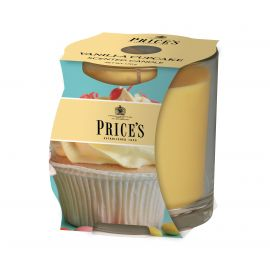 Price's Scented Candle Cluster - Vanilla Cupcake