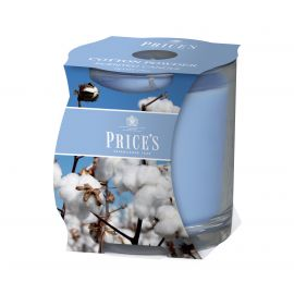 Price's Scented Candle Cluster - Cotton Powder