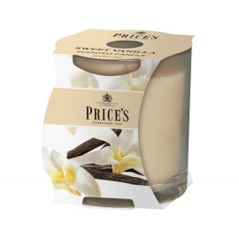 Price's Scented Candle Cluster - Sweet Vanilla