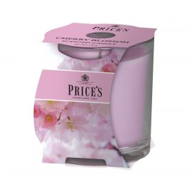 Price's Scented Candle Cluster - Cherry Blossom