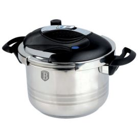 Berlinger Haus Turbo Pressure Cooker with Timer - 6L