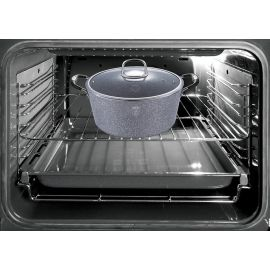 Berlinger Haus Stone Touch Casserole with Lid - 20 cm
