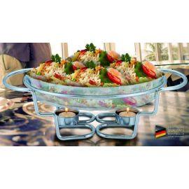 Berlinger Haus Oval Food Warmer - 3L