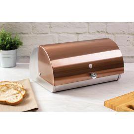 Berlinger Haus Rose Gold Bread Box