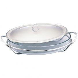 Berlinger Haus Oval Food Warmer - 2.4L
