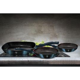 Berlinger Haus Metallic Aquamarine 3-Piece Cookware Set