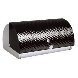 Berlinger Haus Black-Silver Bread Box