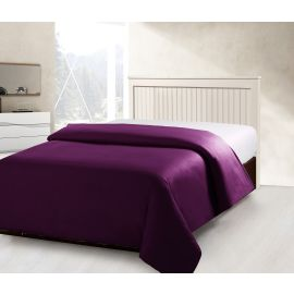 ARMN Vero Single Duvet Cover - Dark Purple