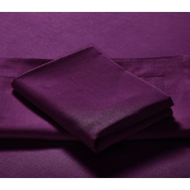 ARMN Vero Set of 2 Pillow Shams - Dark Purple