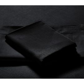ARMN Vero Set of 2 Pillow Shams - Black