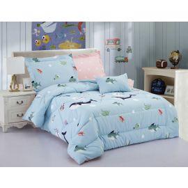 ARMN Solano Hawthorn Kids 6-Piece Single Comforter Set