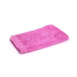 ARMN Supreme Jacquard Guest Towel - Dark Pink