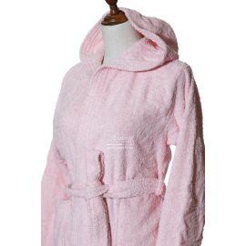 ARMN Supreme 8-10 Year-Old Bathrobe - Pink
