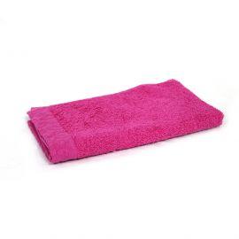 ARMN Supreme Jacquard Guest Towel - Fuchsia