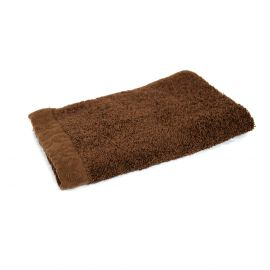 ARMN Supreme Jacquard Guest Towel - Brown