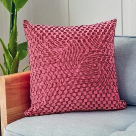 ARMN Prestige Embossed Cushion Cover - Pink
