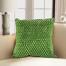 ARMN Prestige Embossed Cushion Cover - Green